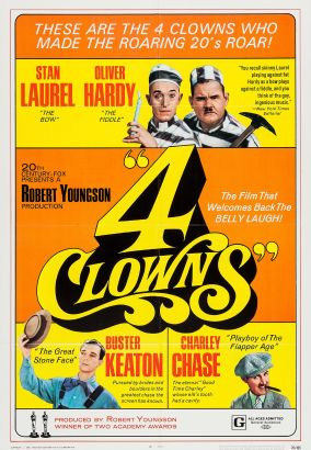 Four Clowns