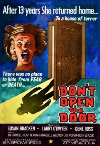 Don't Open the Door!