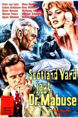 Scotland Yard Hunts Dr. Mabuse
