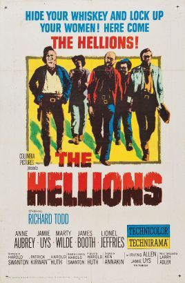 The Hellions (1962)