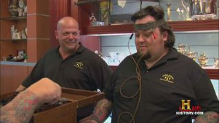 Pawn Stars: Shocking Chum