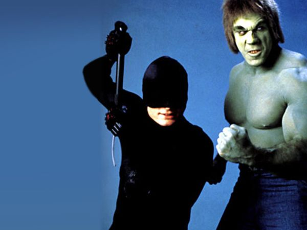 The Trial Of The Incredible Hulk 1989 Bill Bixby