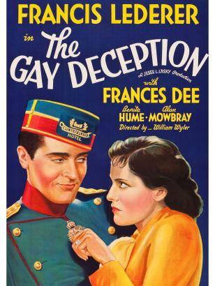 The Gay Deception (1935)
