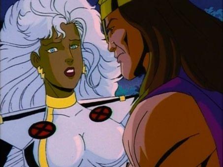 X-Men : Storm Front, Part 1