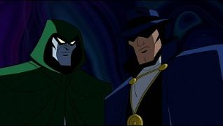 Batman: The Brave and the Bold: Chill of the Night!