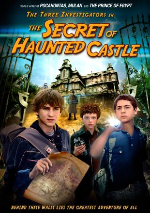 The Three Investigators and the Secret of Terror Castle