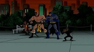 Batman: The Brave and the Bold: Gorillas in Our Midst!