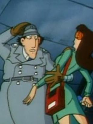 Inspector Gadget: A Star Is Lost