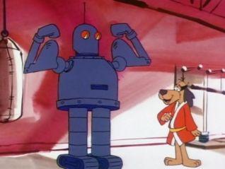Hong Kong Phooey: Iron Head, the Robot
