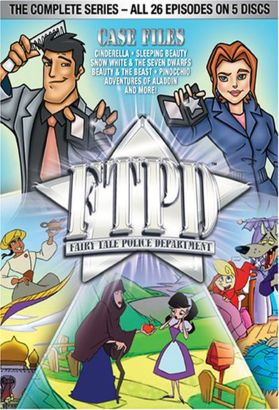 Fairy Tale Police Department [Animated TV Series]