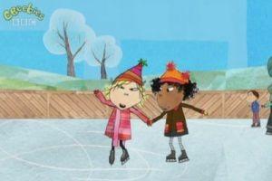 Charlie and Lola: I Really Really Need Actual Ice Skates