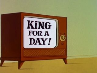 Top Cat: King for a Day