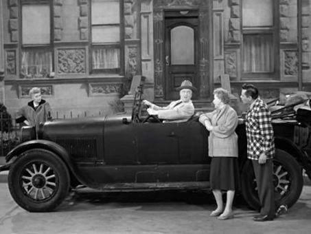 I Love Lucy : Lucy Learns to Drive