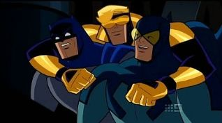 Batman: The Brave and the Bold: The Criss Cross Conspiracy!