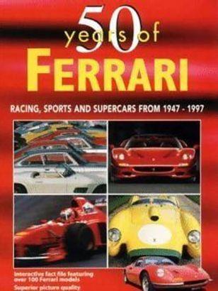 50 Years of Ferrari