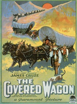 In the Days of the Covered Wagon