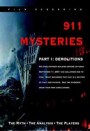 911 Mysteries Part 1: Demolitions