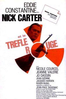 Nick Carter Et Le Trefle Rouge