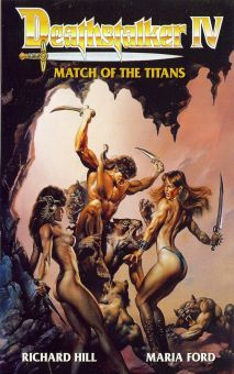 Deathstalker 4: Match of the Titans