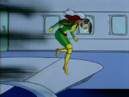 X-Men : The Cure