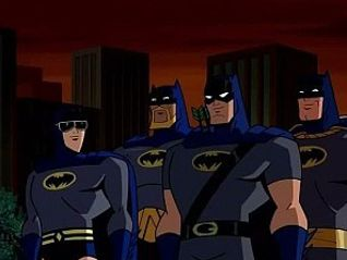 Batman: The Brave and the Bold: Night of the Batmen!