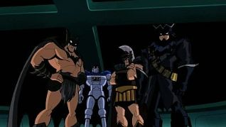 Batman: The Brave and the Bold: Time Out for Vengeance!