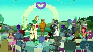 Futurama: The Silence of the Clamps