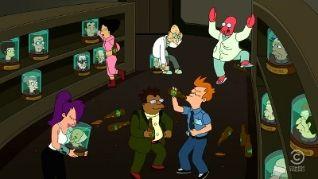 Futurama: All the President's Heads