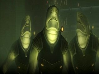 Star Wars: The Clone Wars: Prisoners
