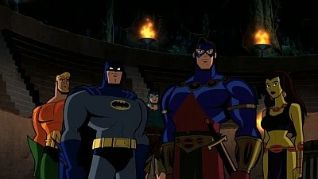 Batman: The Brave and the Bold: Sword of the Atom!
