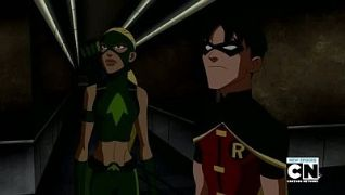 Young Justice: Homefront