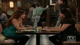 Hot in Cleveland: Live Is Blind