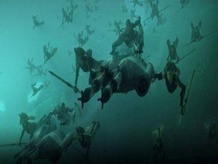 Star Wars: The Clone Wars: Gungan Attack