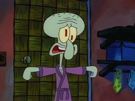 SpongeBob SquarePants : I Was a Teenage Gary