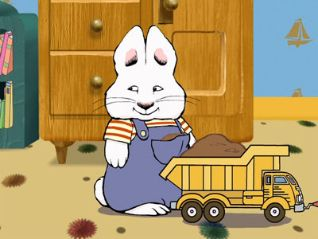 Max & Ruby: Max Cleans Up