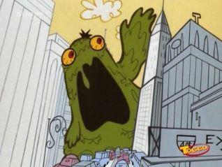 The Powerpuff Girls: Catastrophe