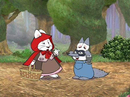 Max & Ruby : Ruby's Safari