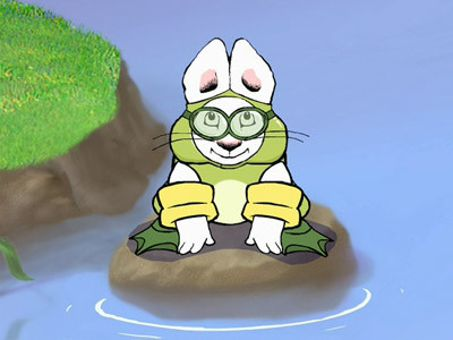 Max & Ruby : Max's Lost Lizard