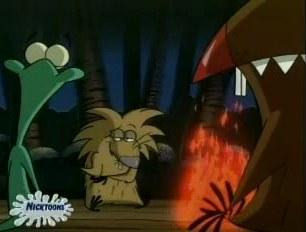 The Angry Beavers: Pass It On!
