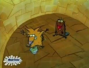 The Angry Beavers: Ugly Roomers