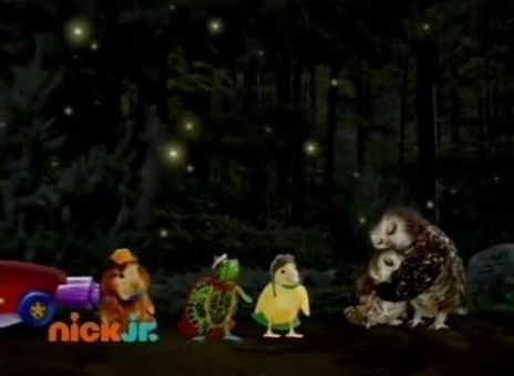 The Wonder Pets! : Save the Owl!