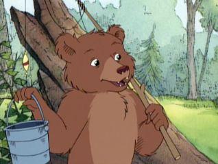 Little Bear: Gone Fishing