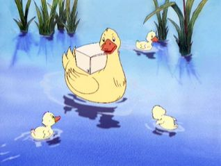 Little Bear: Duck, Babysitter