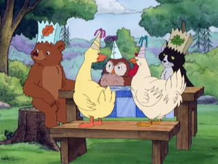 Little Bear: Party at Owl's House
