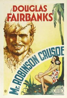 Mr. Robinson Crusoe