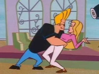 Johnny Bravo: The Day the Earth Didn't Move Around Very Much