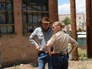 Longmire: Dogs, Horses And Indians