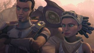 Star Wars: The Clone Wars: A War on Two Fronts