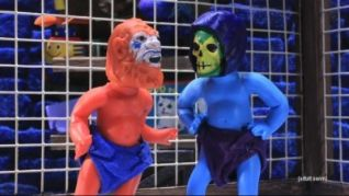 Robot Chicken: Choked on Multi-Colored Scarves