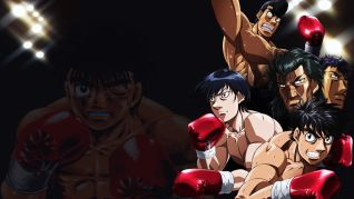 Fighting Spirit [Anime Series]
